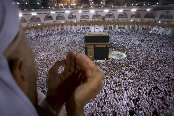 صلاة التراويح في السعودية