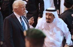 بعد تهديدات أمريكية للسعودية .. اتصالات هاتفية بين سلمان وولي عهده وترامب عقب اتفاق (أوبك+)