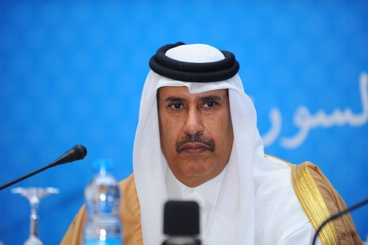 حمد بن جاسم: روسيا والسعودية تخططان ضد شركات النفط الأمريكية