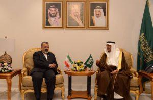وفد إيراني رفيع زار السعودية لعدة أسابيع .. ما القصة؟