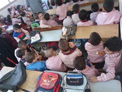 الفصول في مدارس مصر