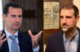 الأسد-يعلن-الحرب..-قرار-جديد-بتجميد-أموال-وممتلكات-رامي-مخلوف-وزوجته-وأولاده