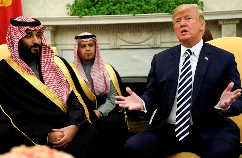 السعودية-تبرر-تهديد-ترامب-لبن-سلمان-..-رويترز-زوّرت-مضمون-ونبرة-الاتصال