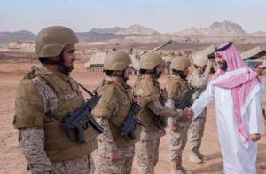 السعودية تنفق 273 مليار دولار على الأسلحة في 5 سنوات