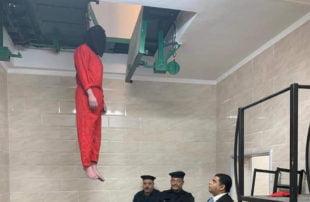 في-سابقة-من-نوعها-..-تداول-صورة-لجثة-هشام-عشماوي-على-المشنقة-بعد-إعدامه