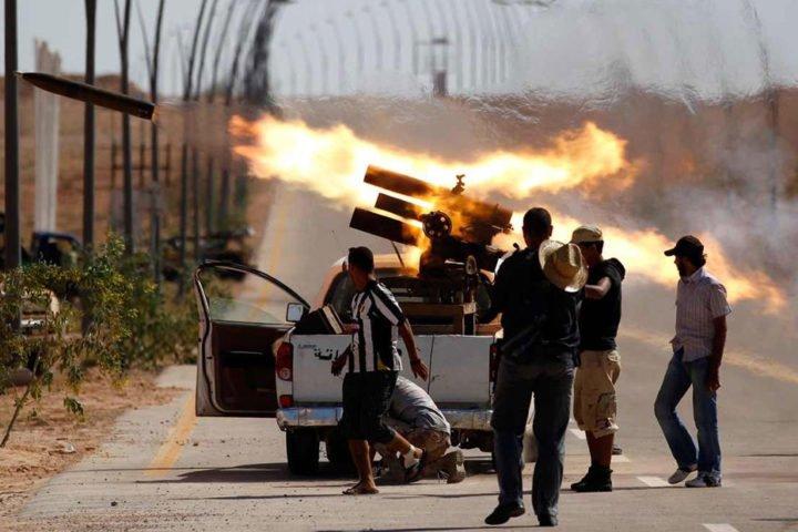 قطر-تصدر-بيانا-شديد-اللهجة-بشأن-قصف-ميليشيات-حفتر-مطار-معيتيقة