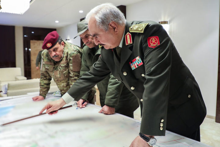 واشنطن تعلن عدم دعمها لهجوم ميليشا حفتر على طرابلس