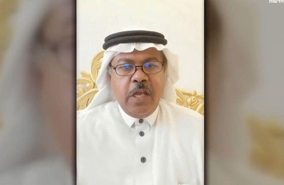 وقع في شر أعماله .. مطبع سعودي يثير السخرية لمحاولته إثبات أحقية اليهود بأرض فلسطين
