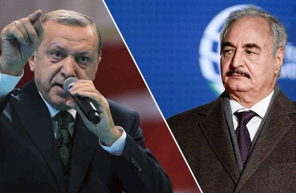 تركيا تتوعد حفتر .. مليشياتكم أهداف مشروعة إذا استهدفت مصالحنا بليبيا