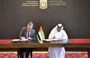 """الإمارات تعين مبعوثين أمميين في مؤسساتها كـ """"مكافأة نهاية الخدمة"""