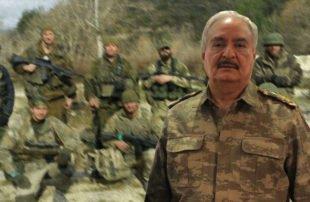 بعد هزيمة حفتر .. 3 رحلات جوية تحمل مرتزقة روس عقب انسحابهم من طرابلس