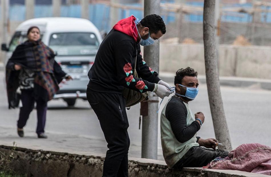 """""""باطل"""" تطلق استغاثة أخيرة للصحة العالمية: القاهرة ووهان جديدة"""