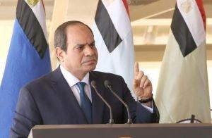 السيسي: تدخلنا في ليبيا بات شرعيًا