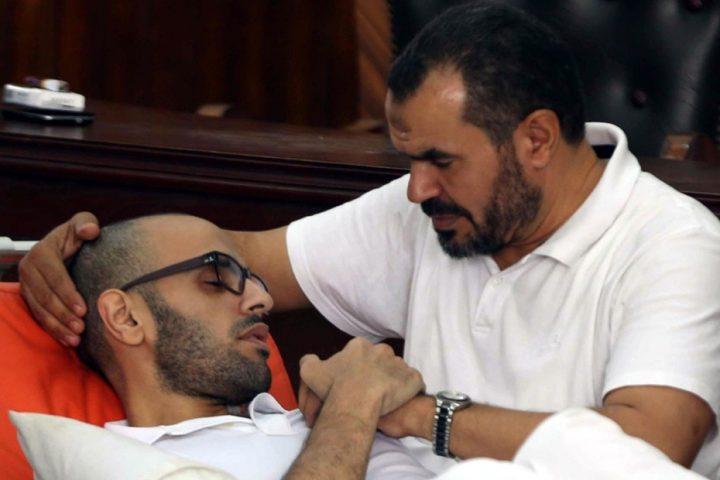 اختفاء الشيخ صلاح سلطان داخل محبسه ردا على مقاضاة نجله للسيسي