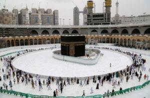 قد تلغي الموسم نهائيا .. السعودية تخطط لتخفيض أعداد الحجاج بنسبة 80%
