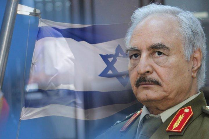بعد هزائمه الأخيرة .. الانقلابي حفتر يلجأ لإسرائيل ويطلب دعمها ضد أبناء ليبيا