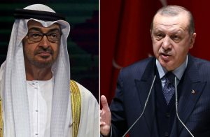 """""""حماقة وسخفًا"""" .. تركيا تهاجم الإمارات لتمويلها """"المرتزق حفتر"""" في حرب ليبيا"""