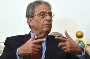 عمرو موسى يبرر فشل السيسي وبن زايد في ليبيا: تركيا أكبر خطر على العرب حاليا