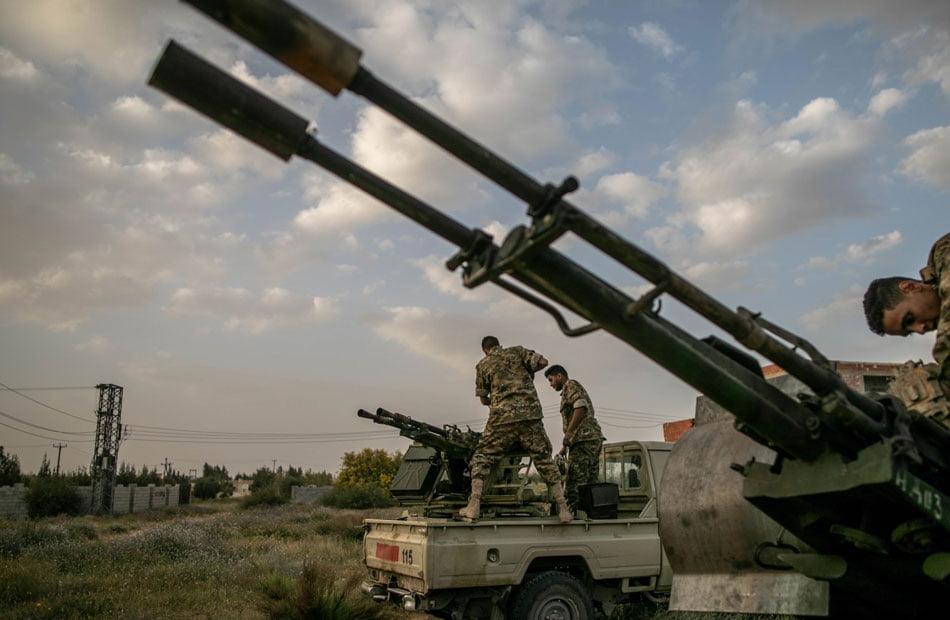 """قوات """"الوفاق"""" تعلن السيطرة على كامل حدود العاصمة الليبية طرابلس"""