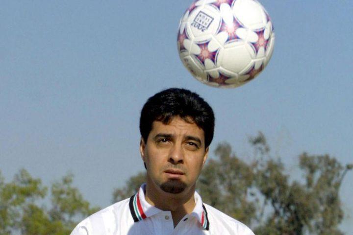 فيديو مؤثر .. آخر لحظات نجم الكرة العراقي أحمد راضي قبل وفاته بكورونا