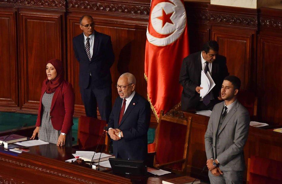 مباشر | البرلمان التونسي ينعقد .. للتصويت على سحب الثقة من الغنوشي