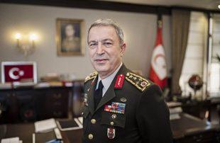 وزير الدفاع التركي: مستمرون في دعم ليبيا وفق العدل والقانون الدولي