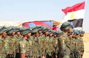 مصادر عسكرية تكشف عن إرسال جنود مصريين للقتال بسوريا