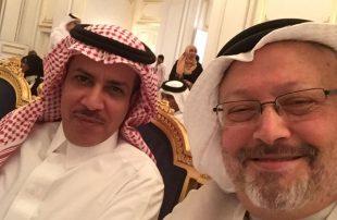 شهداء الكلمة .. خاشقجي: صالح أشجع مني قال كلمة حق وهو في الوطن