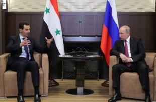الأسد يجامل بوتين ببناء نسخة مصغرة من آيا صوفيا في سوريا