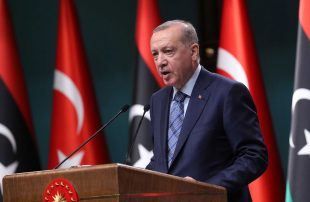 بدعمها المعلوماتي والعملياتي .. أردوغان: مخابرات تركيا غيرت قواعد اللعبة بليبيا