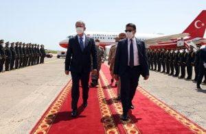وزير دفاع ورئيس أركان تركيا بليبيا: لدينا تعليمات من أردوغان بفعل ما يلزم لأجل الأشقاء الليبيين