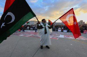 قلق مصري إماراتي بالغ بعد تهديد تركيا بعملية عسكرية في سرت