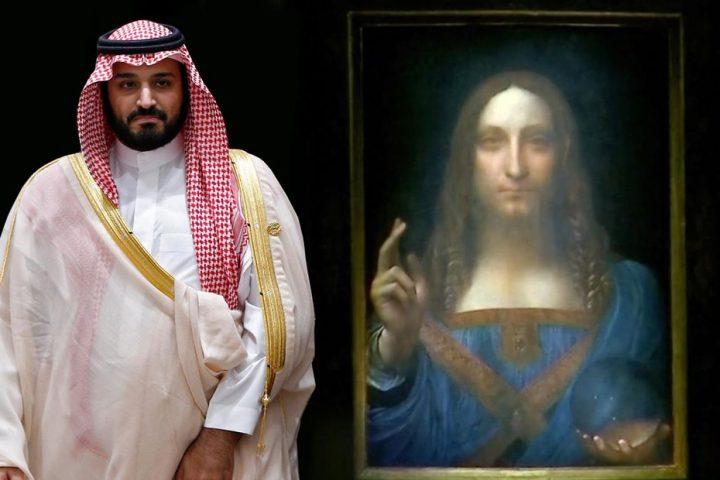 خبير فرنسي يشكك في صحة أغلى لوحة بالعالم .. هل تم خداع بن سلمان؟