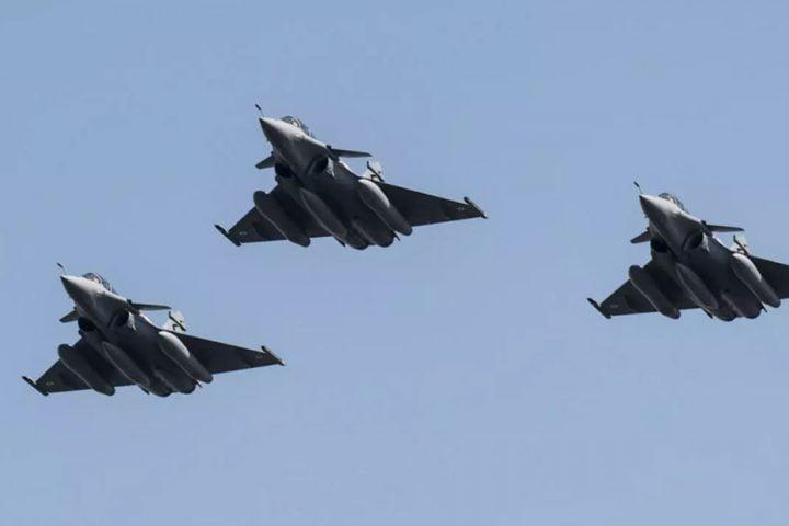 الإمارات ترسل 9 طائرات حربية إلى اليونان وتركيا تهدد بإسقاطها حال تجاوزت حدودها