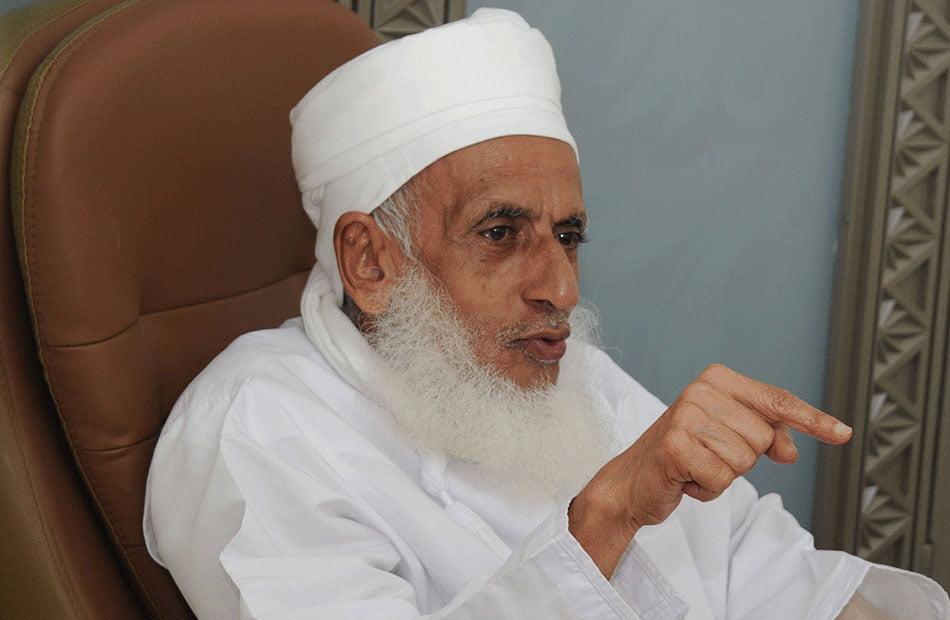 مفتي عمان يهاجم اتفاق العار الإماراتي: لا تساوموا على الأقصى