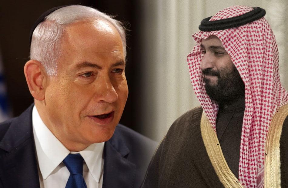 نتنياهو يتلذذ بإهانة بن سلمان: رحلاتنا إلى الإمارات ستمر عبر أجواء السعودية