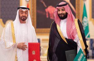 ترامب براءة .. محكمة حوثية تقضي بإعدام بن سلمان وبن زايد بتهم القتل