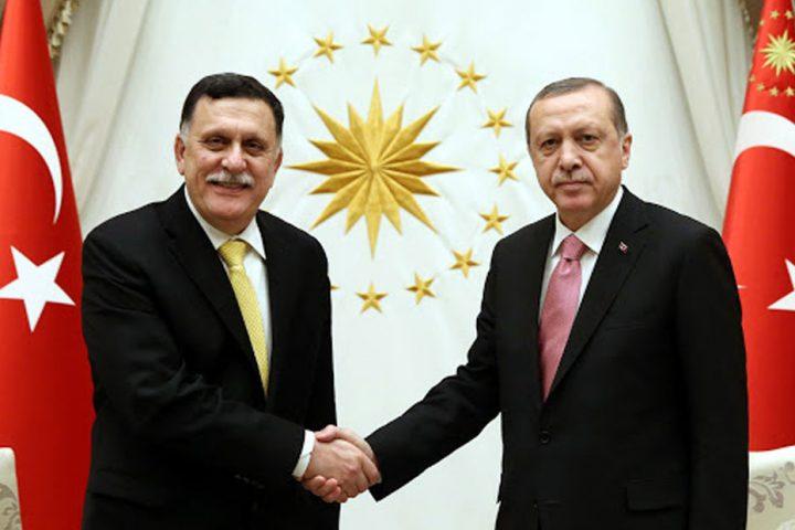 تفاهمات اقتصادية .. مذكرة اتفاق جديدة بين تركيا وحكومة الوفاق الليبية