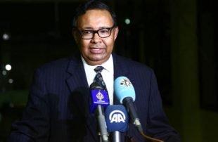 بعد إقالته .. متحدث خارجية السودان يتحدى المجلس السيادي بهذا الطلب