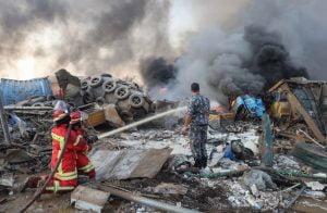 كل ما تريد معرفته عن نترات الأمونيوم التي تسببت في انفجار بيروت