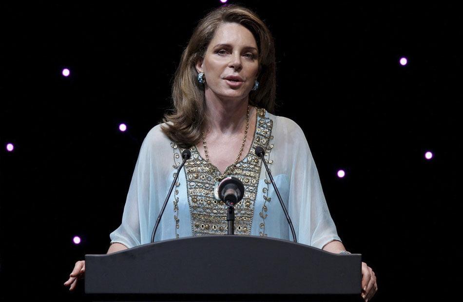 الأردن.. الملكة نور الحسين تتضامن مع الأمير علي ضد اتفاق التطبيع الإماراتي