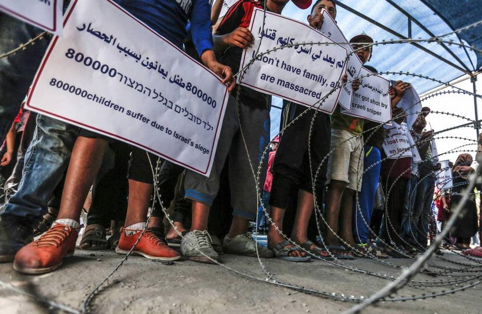 لعيون إسرائيل.. الإمارات تواصل بث سمومها وتأمر السيسي بتشديد الحصار على غزة