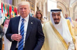 أمريكا تشكر الملك سلمان لسماحه بمرور طائرة التطبيع عبر أجواء السعودية