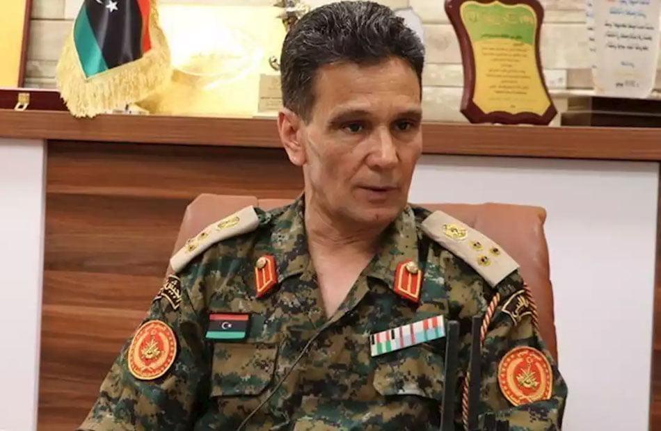 قائد عسكري ليبي : حكومة الإمارات سرطان في جسد الأمة