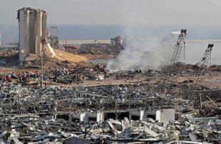 دبلوماسي كندي يفضح صحيفة سعودية بعد نشرها أكاذيب عن انفجار بيروت