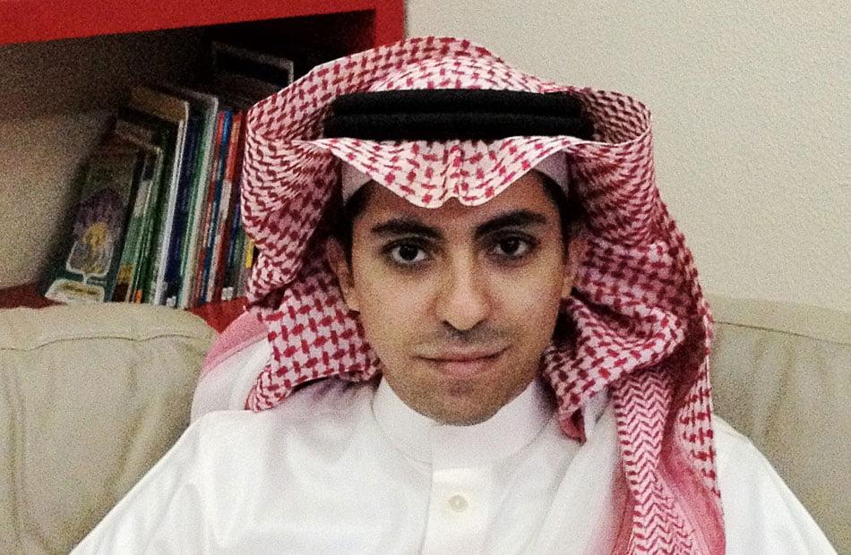 المعتقل السعودي رائف بدوي يتعرض لمحاولة اغتيال داخل محبسه
