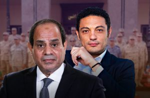 محمد علي يوجه رسالة نارية للسيسي ويتحداه أن يفتح الميادين للتظاهر
