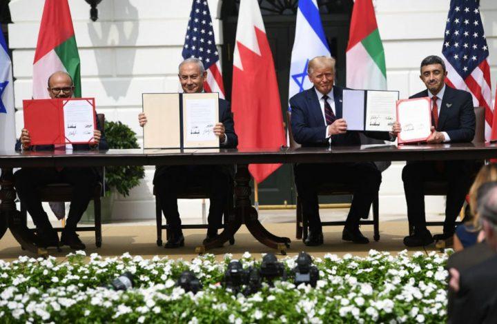 الدول العربية هرولت لمباركة اتفاق العار لكنها تجاهلت اتفاق الفصائل الفلسطينية تماما