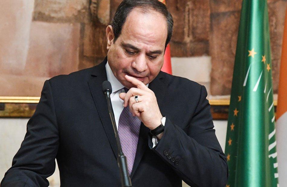 السيسي يتراجع أمام الغضب الشعبي ويقرر خفض رسوم التصالح في الريف
