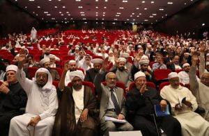 الاتحاد العالمي لعلماء المسلمين يطالب بحماية متظاهري مصر من بطش السيسي